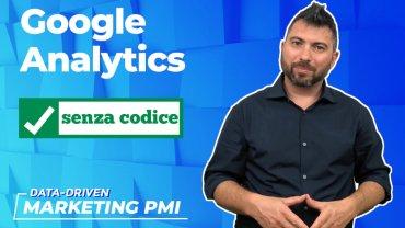Come configurare Google Analytics senza modificare il sito