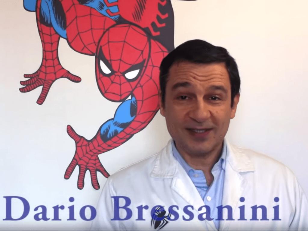 Dario Bressanini e la sua passione per Spider Man