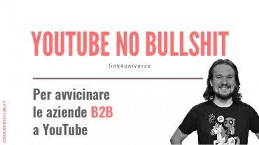 YouTube per il B2B: link4universe