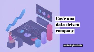 Cos'è una data-driven company