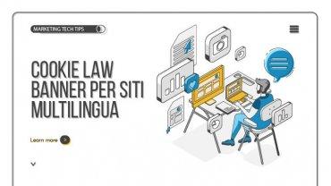 Cookie Law banner per siti multilingua