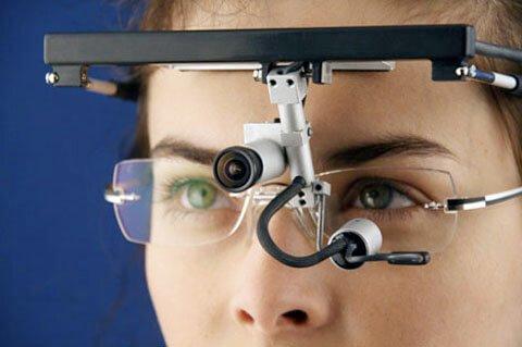 Strumento per l'eye tracking