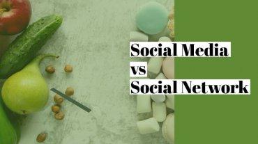 Differenza tra social media e social network