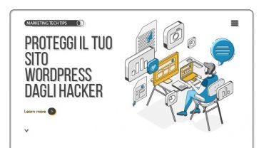 Come proteggere un sito WordPress dagli hacker, gratis