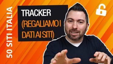 Tracker: i dati che regaliamo ai siti