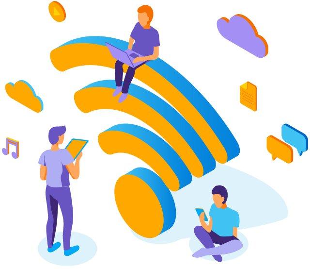 La connessione wifi o mobile di per sè non incide sul tipo di indirizzo IP